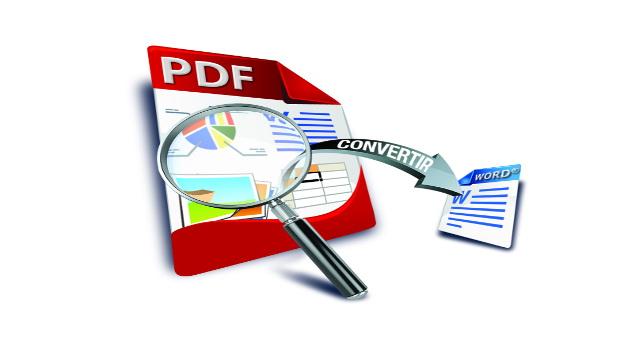 convertir pdf en word gratuitement