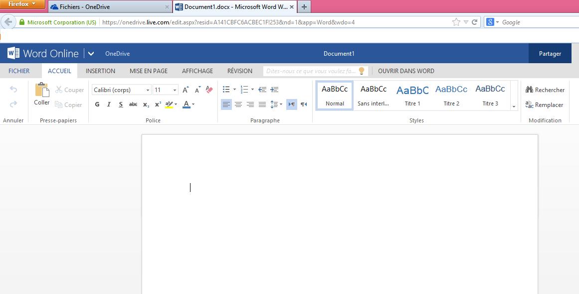 Microsoft office gratuit c 39 est possible - Windows office gratuit pour windows ...