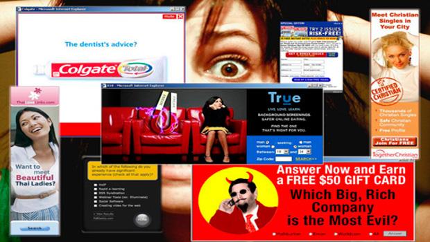 Virus porno sur Internet Explorer